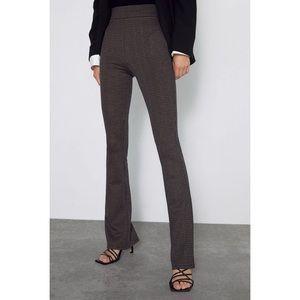 Zara Split Hem Leggings